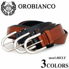 オロビアンコ スポーツ OROBIANCO SPORT ベルト OBS-808012 【 レザー メンズ 】