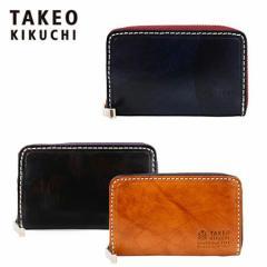 TAKEO KIKUCHI タケオキクチ キーケース 728601 メンズ 牛革  ハンド