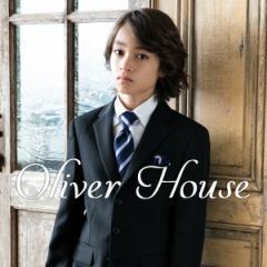卒業式 スーツ 男の子 ブラックフォーマル 5点セット OLIVER HOUSE オリバーハウス 140cm・150cm・160cm・170cm 子供