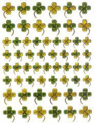 キラキラシールクローバー(14503)【ネコポス便可】