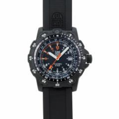 INT-144LUMINOX/ルミノックス 8822.MI マイル リコンポイントマン メンズ ブラック&オレンジ/ブラックラバー  時計/ウォッチ