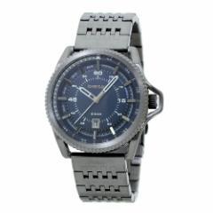 INT-429ディーゼル DZ1753 ロールケージ メンズ ガンメタ×ブルー  時計/ウォッチ