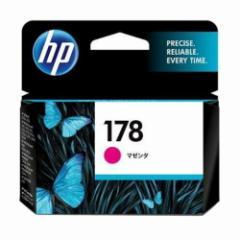 純正インク HP プリントカートリッジ HP178(マゼンタ)[CB319HJ]