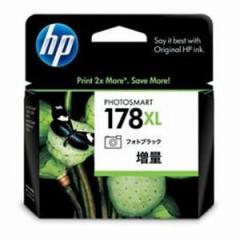 純正インク HP プリントカートリッジ HP178(フォトブラック 増量タイプ)[CB322HJ]