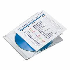CDプラケース用 インデックスカード つやなしマット 薄手 100枚 罫線入り[JP-IND13-100]