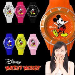 【送料無料】 腕時計 ミッキー Disney ディズニー ステンレス 3D シリコン ミッキー腕時計 (fa-nfc1500)