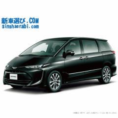 《新車 トヨタ エスティマ 4WD 2400 アエラス プレミアム 7人乗り 》 こちらの新車にはSDDナビ・バックカメラ・ETC・フロアマット・ド