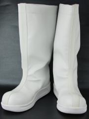 先芯入り!衛生長靴(安全靴)  ハイパーVソール従来の衛生長靴の半分の重量 (業務用・作業用などの作業靴としても最適)  水・雨・油・