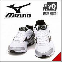 ミズノ メンズ ランニングシューズ スニーカー 限定モデル トラッドロード 8 3E 幅広 mizuno TRAD ROAD 8 K1GA160809 ホワイト/ブラック