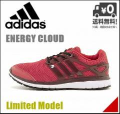 アディダス メンズ ランニングシューズ スニーカー エナジークラウド 限定モデル ENERGY CLOUD adidas AQ4184 レイレッド/C/V