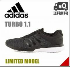 アディダス メンズ ランニングシューズ スニーカー ターボ 1.1 限定 3E TURBO 1.1 adidas BB5346 C/C/R