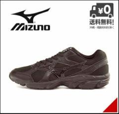 ミズノ スニーカー メンズ 限定モデル トラッドロード 9 3E TRADROAD 9 mizuno K1GA1706 ブラック/B