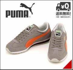 プーマ ランニングシューズ スニーカー メンズ ホワールウィンド クラシック WHIRLWIND CLASSIC PUMA 351293 ステールグレー/M