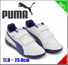 プーマ 男の子 キッズ 子供靴 サッカー フットボール シューズ スニーカー クラシコ TT V ジュニア PUMA 103415 P/T/P