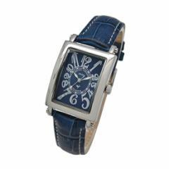 MICHEL JURDAIN SPORT ミッシェル ジョルダンスポーツ レディース 腕時計 ダイヤモンド入 SL-3000-8 ネイビーレザーベルト