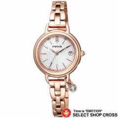 CITIZEN シチズン wicca ウィッカ ソーラーテック電波 レディース 腕時計 kl0-529-31