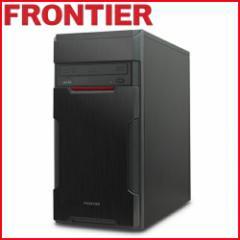 フロンティア デスクトップパソコン [Windows10 Core i5-6400 4GB  500GB HDD] FRGXH110 E2【新品】【FR】