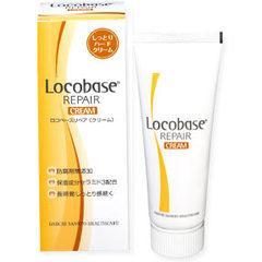 ロコベースリペア クリーム(30g) 第一三共 皮膚のバリア機能回復をサポート セラミドクリーム 保湿クリーム 保湿力 シアバター シア脂