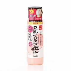 サナ なめらか本舗 ハリつや化粧水 N 200mL ノエビア 豆乳イソフラボン コエンザイムQ10 ハリツヤ化粧水 植物性コラーゲン
