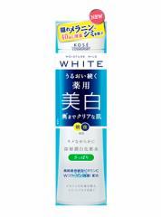 モイスチュアマイルド ホワイト ローションL b さっぱり 180mL コーセー【医薬部外品】 美白化粧水 美白有効成分 シミを防ぐ メラニン