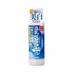 サナ なめらか本舗 薬用美白化粧水 200mL 常盤薬品工業 豆乳イソフラボン 高純度アルブチン