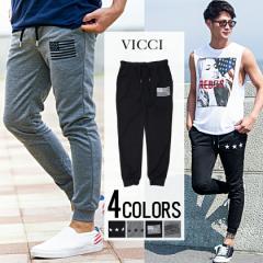 VICCI ビッチ スウェット ジョガー パンツ 全4色 BITTER系 ビター系 trend_d 春 夏 新作