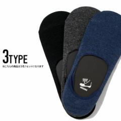 VIOLA【ヴィオラ】インステップ 3P ソックス (靴下3枚セット) /3PSET trend_d メンズ ビター系