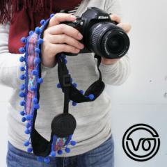 VO カメラストラップ Wide Exotic Series1 一眼レフカメラナイロンカメラストラップ