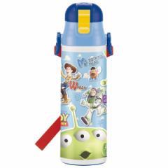 トイストーリー 水筒 / 超軽量 ロック付ワンプッシュダイレクトステンレスボトル 580ml トイストーリー16 [SKA]