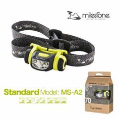 ms-a2 【milestone/マイルストーン】ヘッドライト スタンダードモデル/ホタル MS-A2