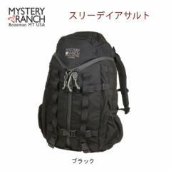 myrnh-118 【ミステリーランチ/MysteryRanch】バックパック/スリーデイアサルト/ブラック/19761034001005