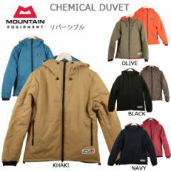 MOUNTAIN EQUIPMENT/マウンテンイクイップメント リバーシブルジャケット CHEMICAL DUVET ケミカルデュベ  KHAKI/OLIVE/BLACK/NAVY/42510