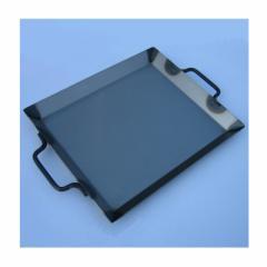 カシワ バーベキュー用品  鉄板(ミニ) 350W×300H