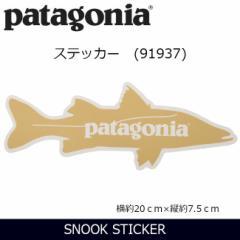 パタゴニア Patagonia  SNOOK STICKER ステッカー...