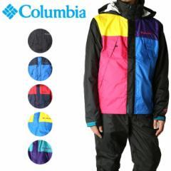 コロンビア Columbia レインスーツ シンプソンサ...
