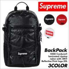 シュプリーム Supreme リュック バックパック メンズ レディース 20L 100D Cordura laminated ripstop nylon Back Pack