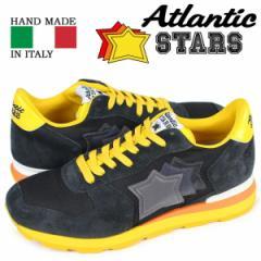 アトランティックスターズ メンズ スニーカー Atlantic STARS アンタレス ANTARES SB-46B 靴 ブラック