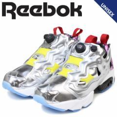 リーボック ポンプフューリー スニーカー Reebok メンズ レディース INSTA PUMP FURY OG VP AR1445 靴 シルバー 2/1 新入荷