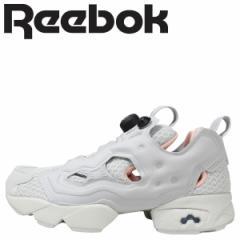 リーボック Reebok ポンプフューリー クラスヘックス スニーカー INSTAPUMP FURY CLSHX V69687 メンズ レディース 靴 ホワイト