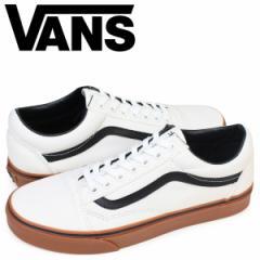 VANS オールドスクール スニーカー メンズ ガムソール バンズ ヴァンズ OLD SKOOL GUM VN0A38G1MW1 メンズ 靴 ホワイト [5/16 追加入荷]