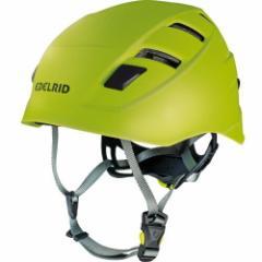 EDELRID エーデルリッド 登山クライミング セーフティヘルメット ゾーディアク ER72037 グリーン