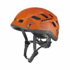 楽天スーパーSALE 10%OFF 9000円が8100円 MAMMUT マムート Rock Rider ロックライダー 登山クライミングヘルメット 2220-00130 orange-s