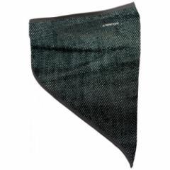 SEIRUS セイラス ソフトシェル バンダナ デニム ブラック W-16733 1