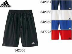 アディダス:【ジュニア】ベーシック ゲームショーツ(ロング)【adidas サッカー ハーフ パンツ アウトレット セール】