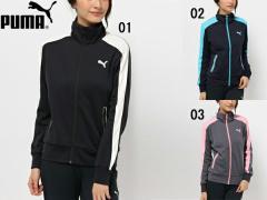 プーマ:【レディース】トレーニングジャケット【PUMA スポーツ フィットネス ジャージ ジャケット アウトレット セール】
