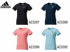 アディダス:【レディース】SK SS TEE W1【adidas スポーツ フィットネス 半袖 Tシャツ】
