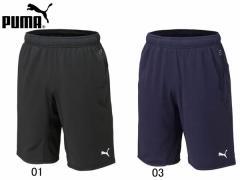 プーマ:【メンズ】TT ESS プロ トレーニングハーフパンツ【PUMA サッカー ウェア 3/4パンツ アウトレット セール】