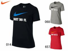 ナイキ:【レディース】JDI スウッシュS/S Tシャツ【NIKE Tシャツ ランニング フィットネス トレーニング】