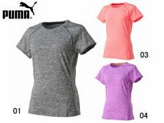 プーマ:【レディース】SS Tee【PUMA スポーツ トレーニング Tシャツ 半袖 アウトレット セール】