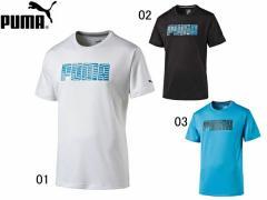 プーマ:【メンズ】グラフィック SS TEE【PUMA スポーツ トレーニング 半袖 Tシャツ アウトレット セール】